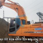 10 cách tiết kiệm nhiên liệu cho máy công trình - tinphuloi.vn