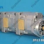 Bơm thủy lực bánh răng 24080 cho PC60 -