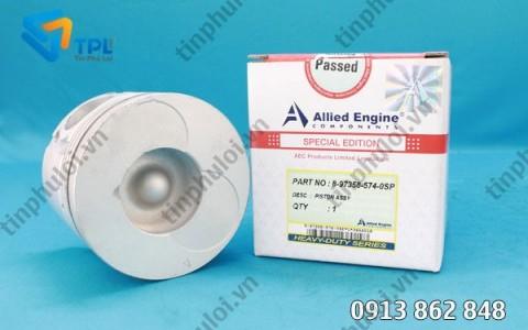 Pít tông 6BG1 - TC(loại 4 xec măng) - tinphuloi.vn