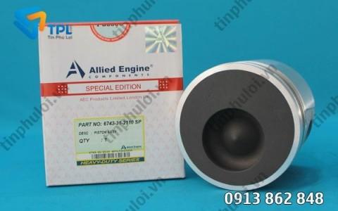 Pít tông 6D114 - tinphuloi.vn