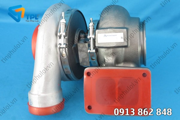 Turbo tăng áp máy xúc PC450-7 -