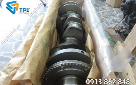 Trục khuỷu cốt máy 6D114 - tinphuloi.vn
