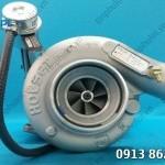 Turbo tăng áp máy xúc PC300-8 -