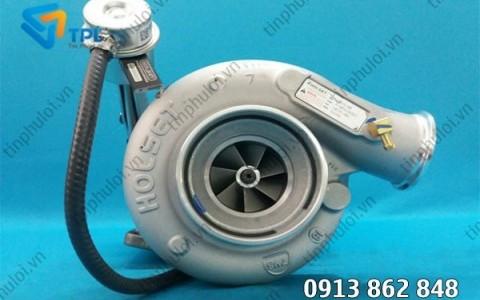 Turbo tăng áp máy xúc PC300-8 - tinphuloi.vn