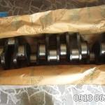 Trục khuỷu cốt máy Komatsu S6D125 -