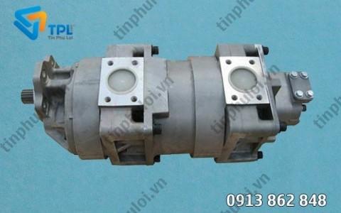 Bơm thủy lực bánh răng 705-55-43000 - tinphuloi.vn