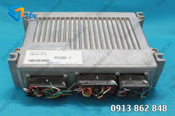 Hộp đen máy xúc Komatsu PC300 -