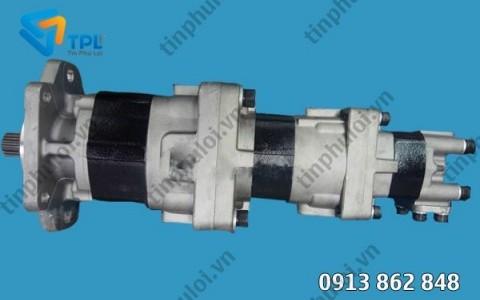 Bơm bánh răng Kawasaki 44083-60410 - tinphuloi.vn